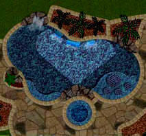 Pool design software for Pool design program