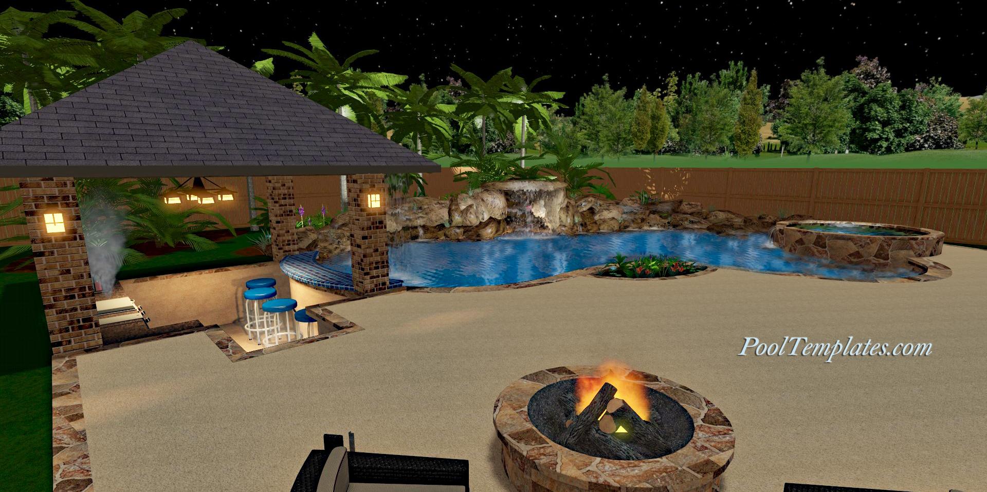 3d pool design software for 3d pool design online free